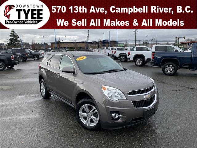 2011 Chevrolet Equinox 1LT (Stk: T20144D) in Campbell River - Image 1 of 23