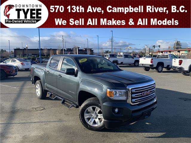 2017 GMC Canyon SLE (Stk: T21003A) in Campbell River - Image 1 of 28
