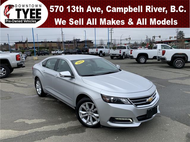 2018 Chevrolet Impala 1LT (Stk: T18017A) in Campbell River - Image 1 of 29