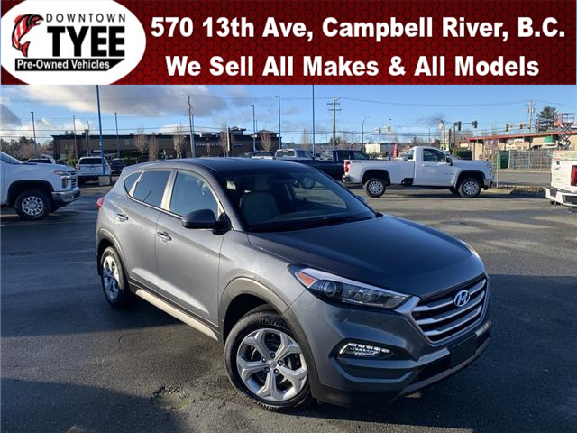 2017 Hyundai Tucson Base (Stk: T21003B) in Campbell River - Image 1 of 27