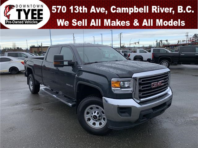 2018 GMC Sierra 3500HD Base (Stk: T21050A) in Campbell River - Image 1 of 24