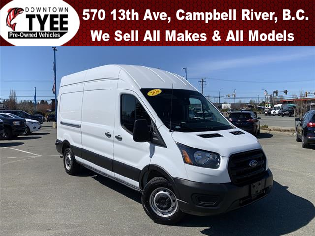 2020 Ford Transit-250 Cargo Base (Stk: T21126A) in Campbell River - Image 1 of 24