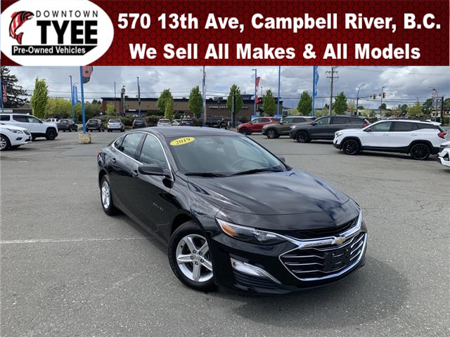 2019 Chevrolet Malibu 1LS (Stk: T19269A) in Campbell River - Image 1 of 24