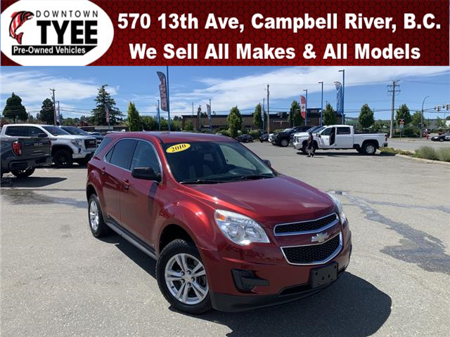 2010 Chevrolet Equinox LS (Stk: T21011B) in Campbell River - Image 1 of 21