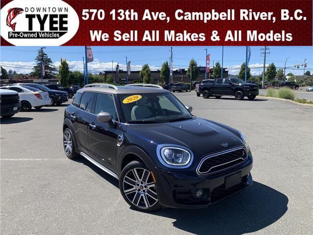 2020 MINI Countryman Cooper S (Stk: T21148A) in Campbell River - Image 1 of 35