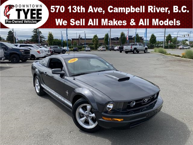 2008 Ford Mustang V6 (Stk: T21010A) in Campbell River - Image 1 of 18