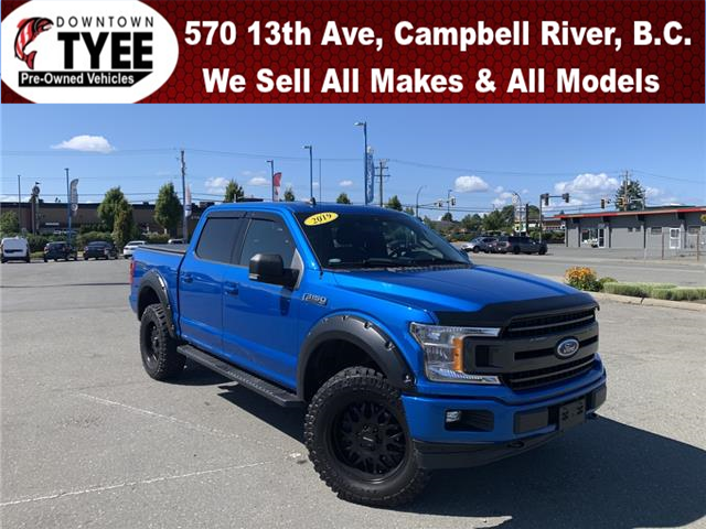 2019 Ford F-150 XLT (Stk: T21170A) in Campbell River - Image 1 of 31