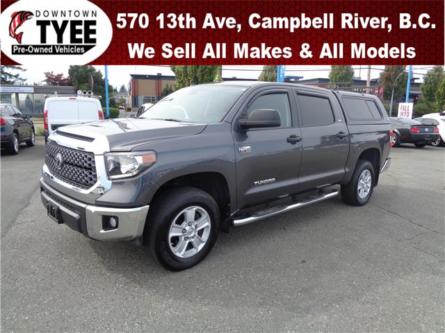 2018 Toyota Tundra  (Stk: T22004A) in Campbell River - Image 1 of 19
