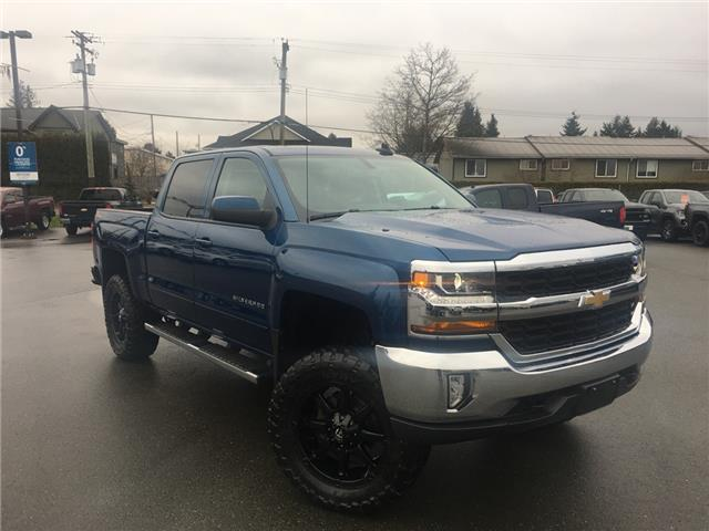 2018 Chevrolet Silverado 1500 1LT (Stk: M5005A-20) in Courtenay - Image 1 of 28