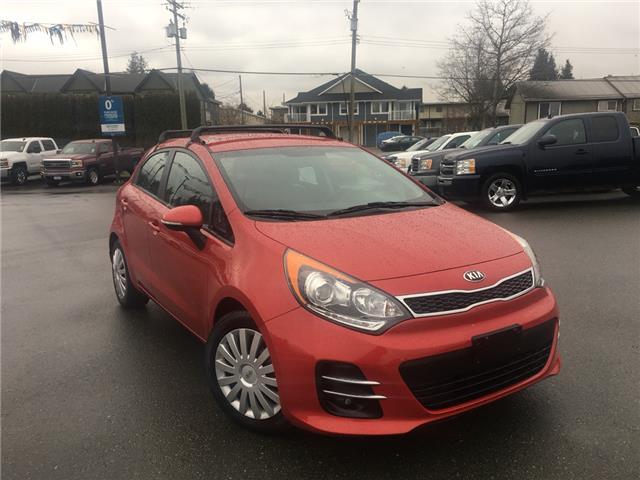 2016 Kia Rio SX (Stk: M4358A-19) in Courtenay - Image 1 of 30