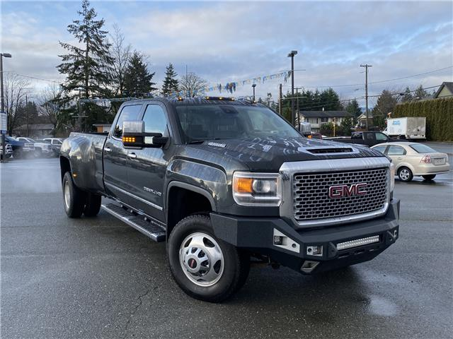 2017 GMC Sierra 3500HD Denali (Stk: M5020A-20) in Courtenay - Image 1 of 30
