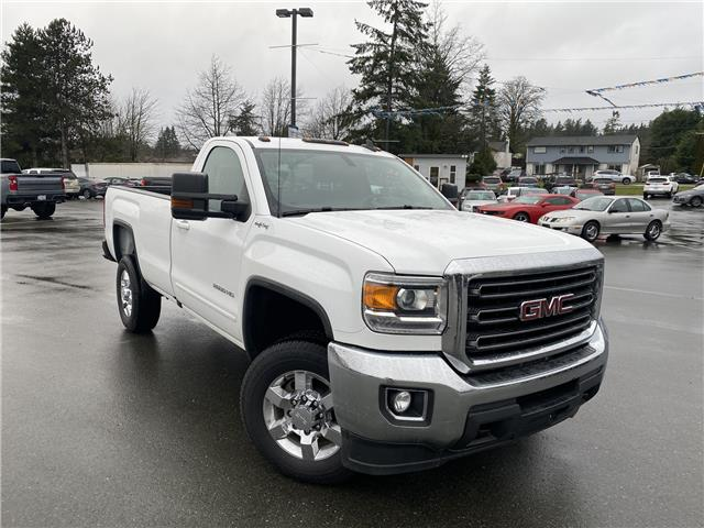 2018 GMC Sierra 2500HD SLE (Stk: M4422A-19) in Courtenay - Image 1 of 25