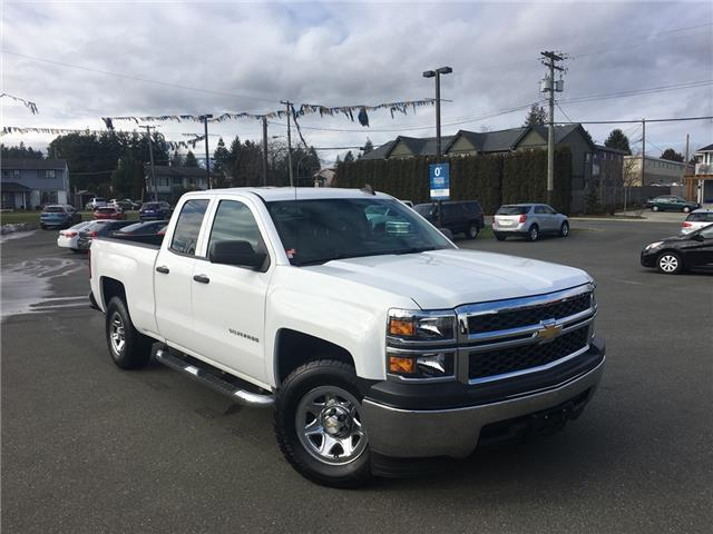 2015 Chevrolet Silverado 1500 LS (Stk: M5045A-20) in Courtenay - Image 1 of 23