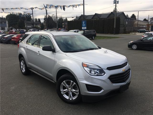 2016 Chevrolet Equinox LS (Stk: M5073A-20) in Courtenay - Image 1 of 28
