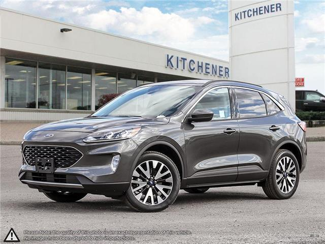 2020 Ford Escape SEL (Stk: 0E9580) in Kitchener - Image 1 of 27