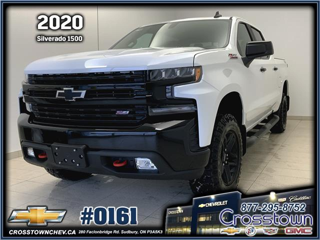 2020 Chevrolet Silverado 1500 LT Trail Boss (Stk: 0161) in Sudbury - Image 1 of 21
