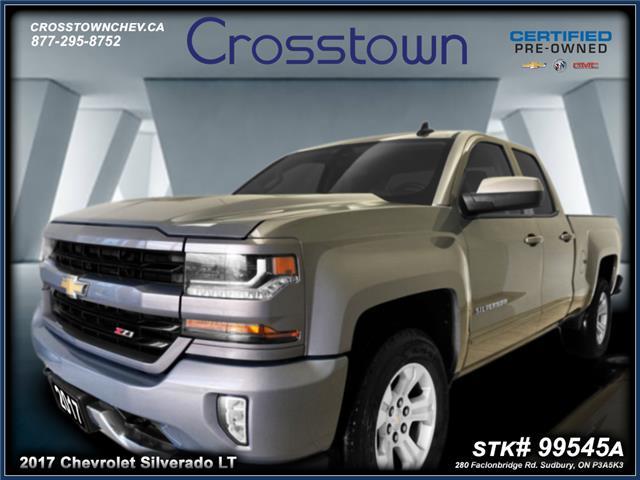 2017 Chevrolet Silverado 1500 2LT (Stk: 99545A) in Sudbury - Image 1 of 19