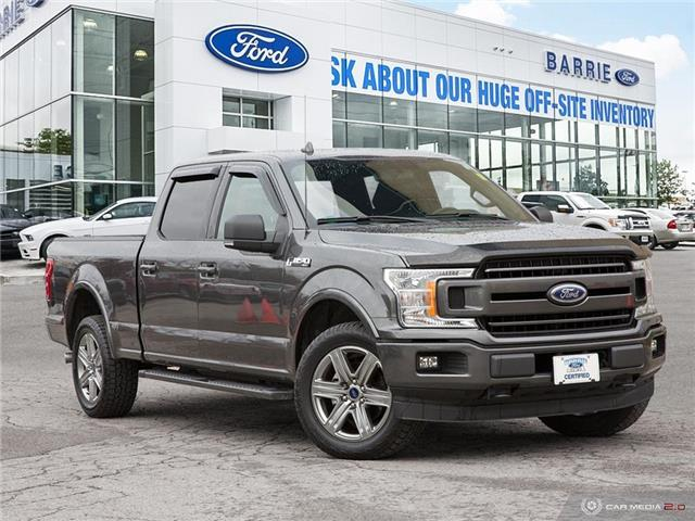 2018 Ford F-150 XLT (Stk: T1325A) in Barrie - Image 1 of 27