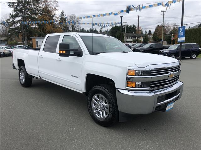 2018 Chevrolet Silverado 3500HD LT (Stk: M4380A-19) in Courtenay - Image 1 of 21