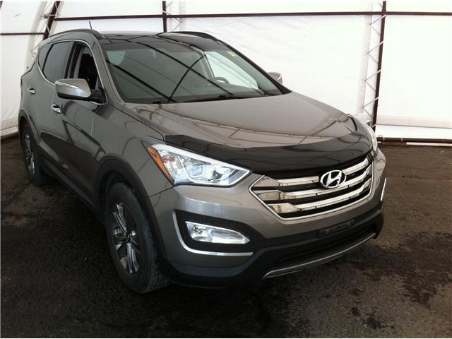 2015 Hyundai Santa Fe Sport 2.4 Luxury (Stk: D8273E) in Ottawa - Image 1 of 28
