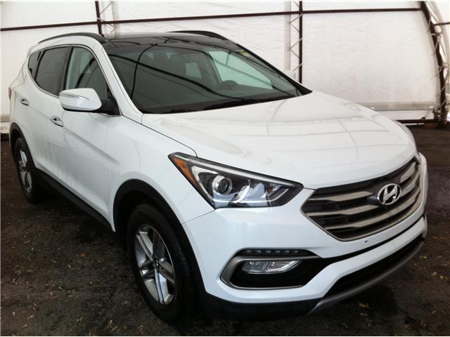 2018 Hyundai Santa Fe Sport 2.4 Luxury (Stk: R8535A) in Ottawa - Image 1 of 23