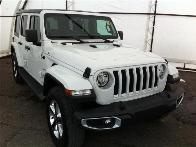2019 Jeep Wrangler Unlimited Sahara (Stk: R8539A) in Ottawa - Image 1 of 30