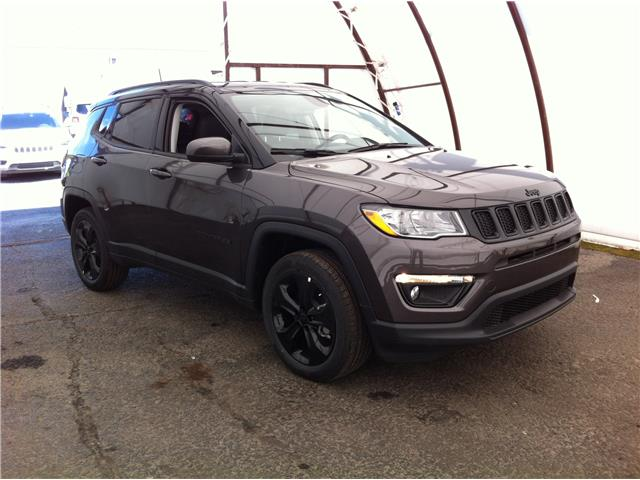 2019 Jeep Compass North (Stk: 190399) in Ottawa - Image 1 of 29