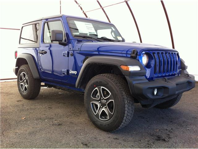 2020 Jeep Wrangler Sport (Stk: 200025) in Ottawa - Image 1 of 21