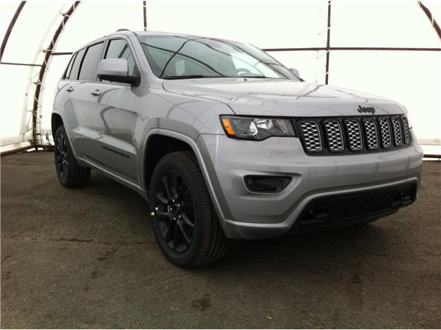 2020 Jeep Grand Cherokee Laredo (Stk: 200016) in Ottawa - Image 1 of 24
