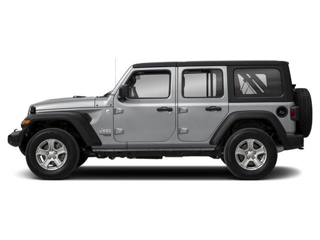 2020 Jeep Wrangler Unlimited Sport (Stk: 103019OE1238356) in Ottawa - Image 2 of 9
