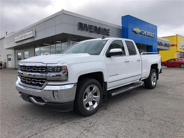 2016 Chevrolet Silverado 1500 LTZ (Stk: 19-079A) in Brockville - Image 1 of 15