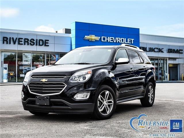 2016 Chevrolet Equinox LTZ (Stk: 20-020A) in Brockville - Image 1 of 30