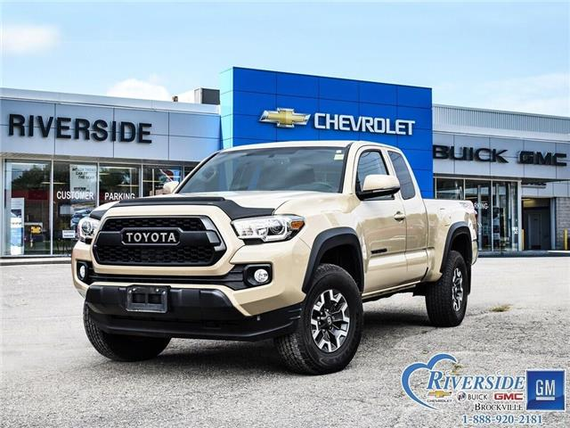 2017 Toyota Tacoma  (Stk: 19-471AA) in Brockville - Image 1 of 22