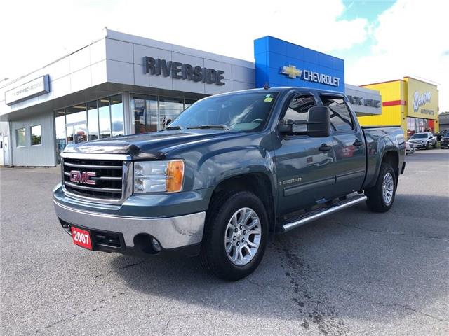 2007 GMC Sierra 1500 All-New SLE (Stk: 19-343B) in Brockville - Image 1 of 15