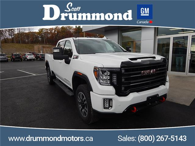 2020 GMC Sierra 2500HD AT4 (Stk: 20084) in Campbellford - Image 1 of 17
