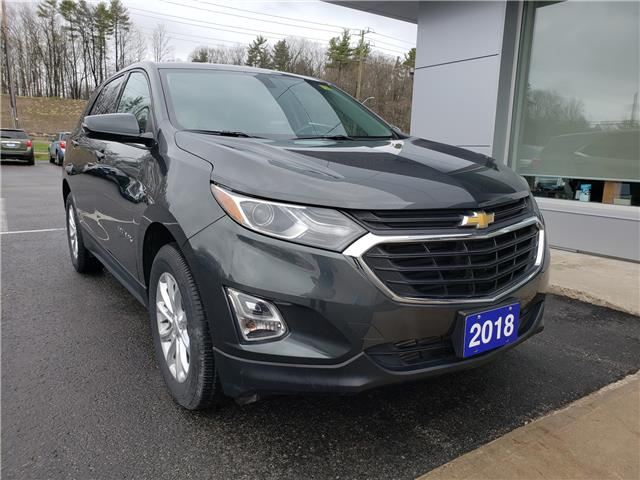 2018 Chevrolet Equinox 1LT (Stk: 19521A) in Campbellford - Image 1 of 22