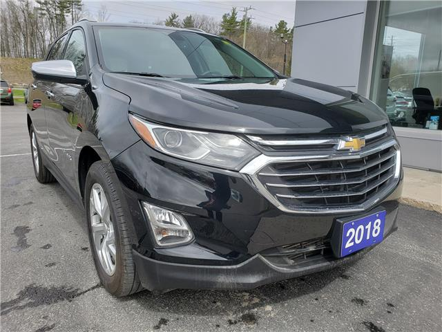 2018 Chevrolet Equinox Premier (Stk: 19658A) in Campbellford - Image 1 of 21