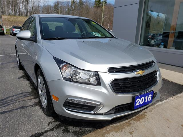 2016 Chevrolet Cruze Limited 1LT (Stk: 20257A) in Campbellford - Image 1 of 19