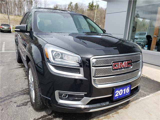 2016 GMC Acadia Denali (Stk: 20095A) in Campbellford - Image 1 of 20