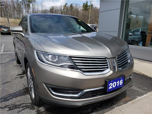 2016 Lincoln MKX Reserve (Stk: 19689A) in Campbellford - Image 1 of 20