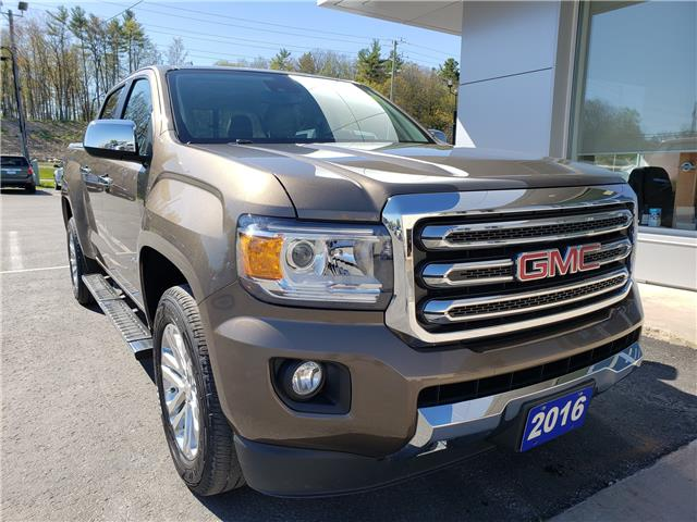 2016 GMC Canyon SLT (Stk: 20216A) in Campbellford - Image 1 of 21