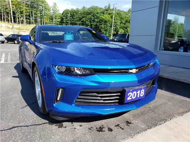 2018 Chevrolet Camaro 1LT (Stk: 20202A) in Campbellford - Image 1 of 22