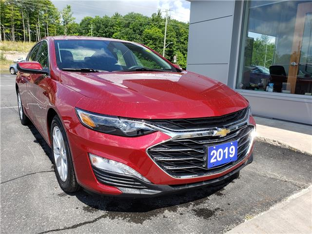 2019 Chevrolet Malibu LT (Stk: 20005A) in Campbellford - Image 1 of 17