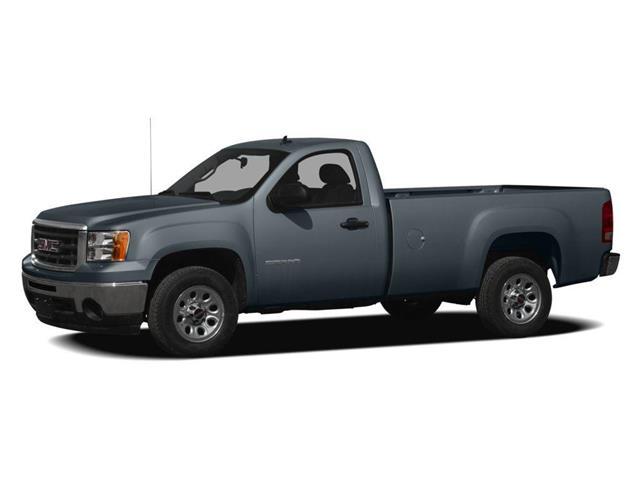 2010 GMC Sierra 1500 WT (Stk: 21014A) in Campbellford - Image 1 of 1