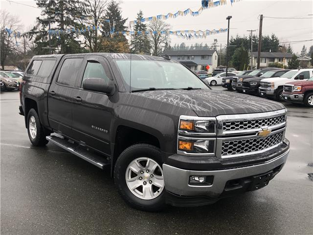 2015 Chevrolet Silverado 1500 1LT (Stk: M4067A-19) in Courtenay - Image 1 of 26