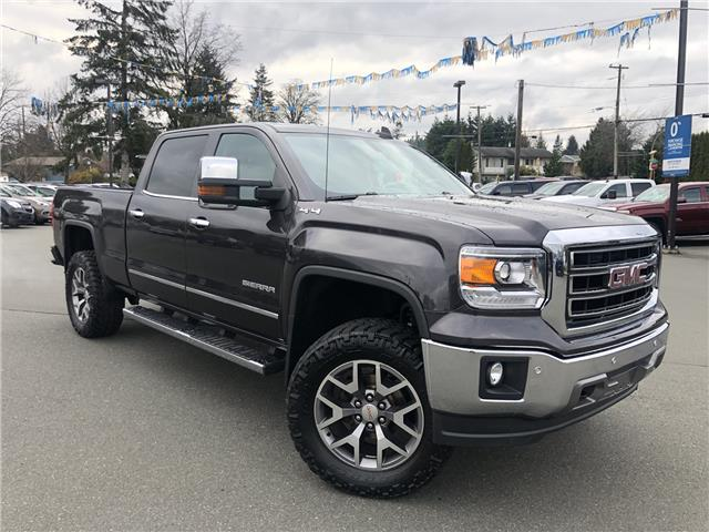 2015 GMC Sierra 1500 SLT (Stk: M5035A-20) in Courtenay - Image 1 of 29