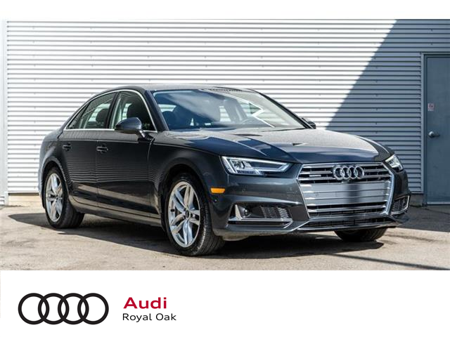 2019 Audi A4 45 Technik (Stk: N5074) in Calgary - Image 1 of 18