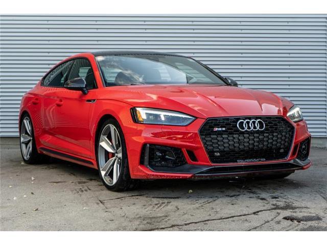 2019 Audi RS 5 2.9 (Stk: N5275) in Calgary - Image 1 of 19