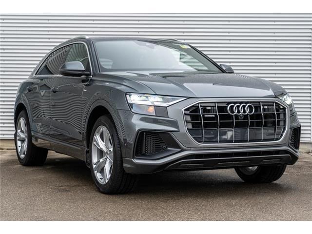2019 Audi Q8 55 Progressiv (Stk: N5005) in Calgary - Image 1 of 16
