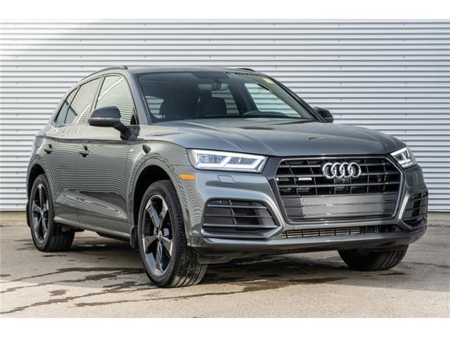 2019 Audi Q5 45 Progressiv (Stk: N5051) in Calgary - Image 1 of 16